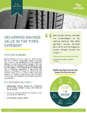 Nitor Strategic Sourcing Case Study Tires